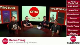 AMC Movie Talk – New Avengers Age of Ultron Magazine Covers, PGA and SAG Awards Winners