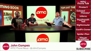 AMC Movie Talk – Nightcrawler Returns For X-MEN APOCALYPSE