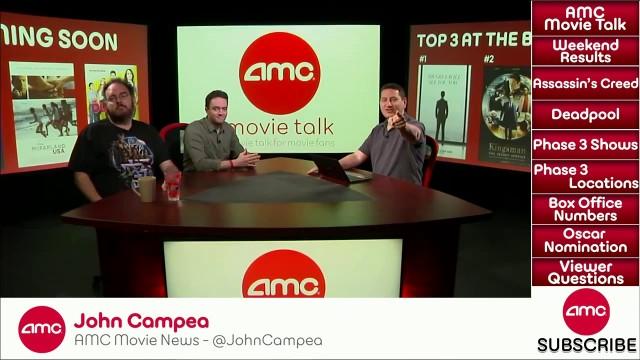 AMC Movie Talk – Talia Al Ghul Joins ASSASSINS CREED Movie