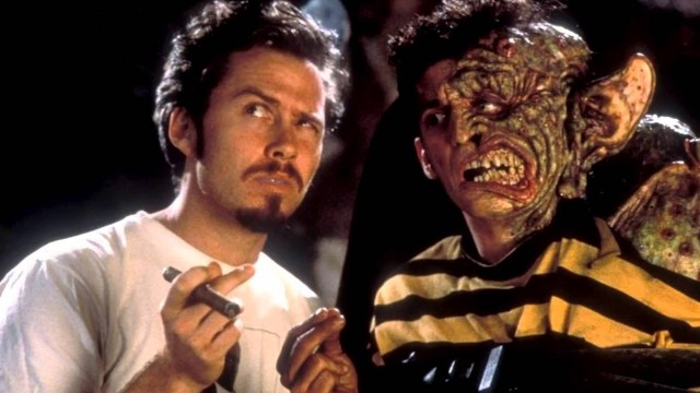"Cig Neutron and Jon Schnepp talk about the wonderfully weird world of the movie ""Freaked"""