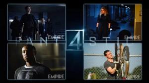 New FANTASTIC FOUR Images And Film Description Revealed – AMC Movie News Photo