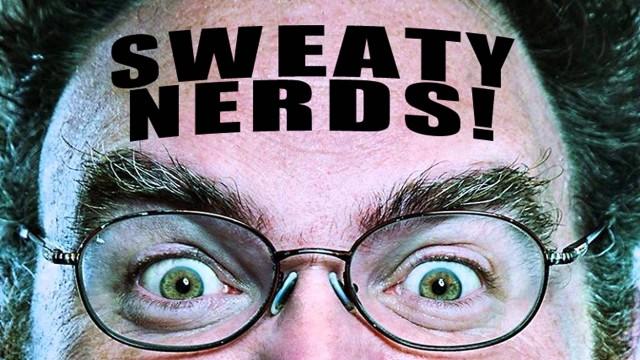 Premiere of Sweaty Nerds with Jon Schnepp