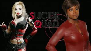 SUICIDE SQUAD Adds Davis, Signs Robbie To Multi-Picture Deal – AMC Movie News Photo