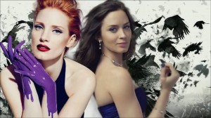 THE HUNTSMAN Adds Emily Blunt And Jessica Chastain – AMC Movie News Photo