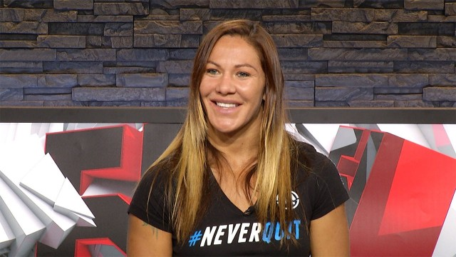 Cyborg to join UFC on 3 Minute Warning