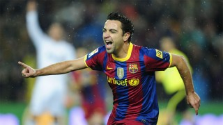 Xavi says no to MLS on 3 Minute Warning
