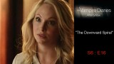 "The Vampire Diaries After Show Season 6 Episode 16 ""The Downward Spiral"""