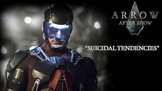"""Arrow After Show Season 3 Episode 17 """"Suicidal Tendencies"""""""