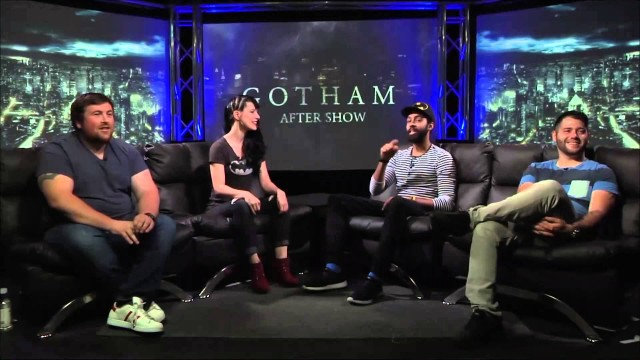 Fan Art on The Gotham After Show