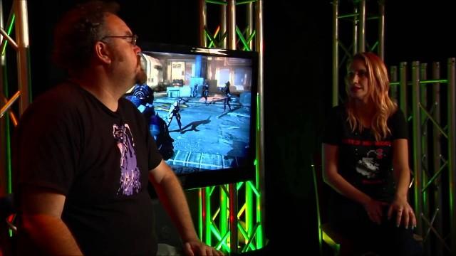 Mass Effect: With Jon Schnepp and Maude Garrett