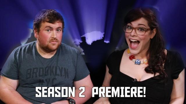 Premiere of Geek 360 Season 2!