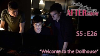 "Pretty Little Liars Season 5 Episode 26 ""Welcome to the Dollhouse"""