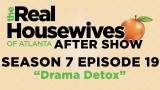 "RHOA Review and After Show Season 7 Episode 19 ""Drama Detox"""
