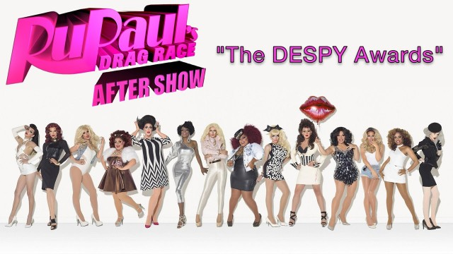 "RuPaul's Drag Race Season 7 Episode 5  Review and After Show ""The DESPY Awards"""