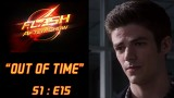 """The Flash After Show Season 1 Episode 15 """"Out of Time"""""""