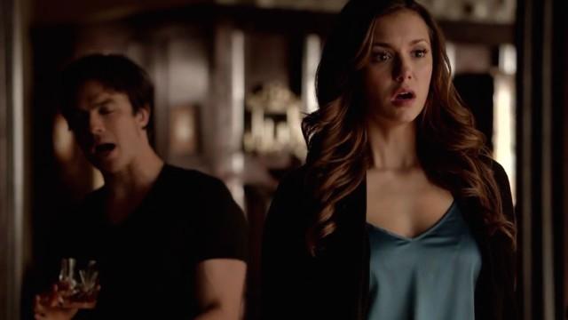 "The Vampire Diaries Season 6 Episode 19 ""Because"""