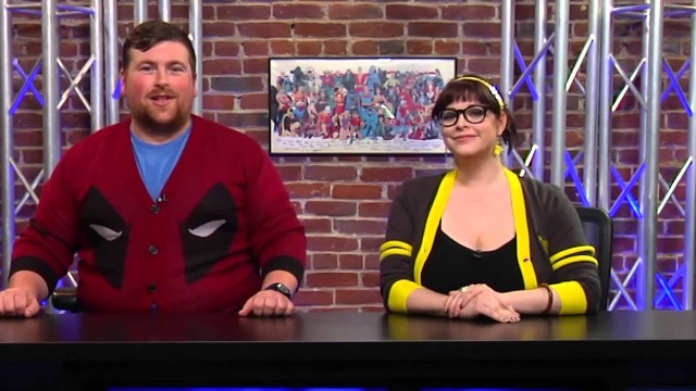 Jenna Busch talks Batman on Geek 360!