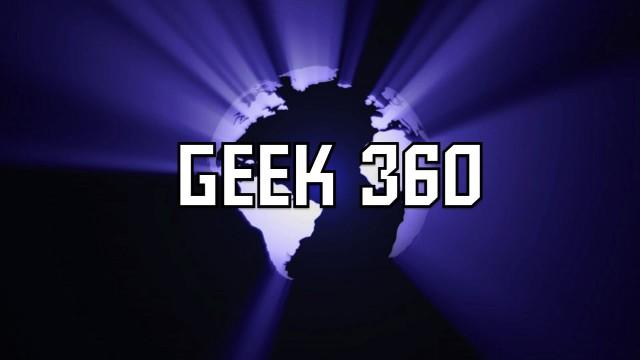 Jenna Busch talks Batman, Star Wars and More on Geek 360 S2 Ep5