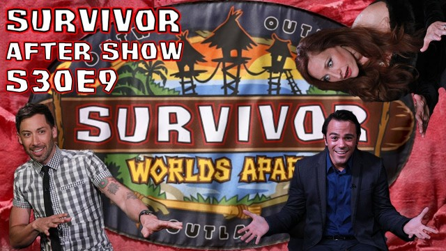 """Survivor: Worlds Apart Episode 9 Review and After Show """"Livin' on the Edge"""""""