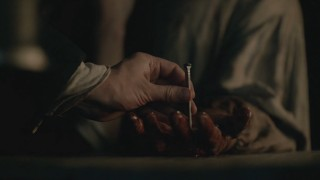 "Outlander Season 1 Episode 15 Review and After Show ""Wentworth Prison"""