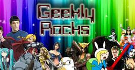 Geekly Rocks