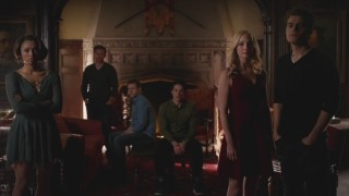 """The Vampire Diaries Season 6 Episode 22 """"I'm Thinking of You All the While"""""""