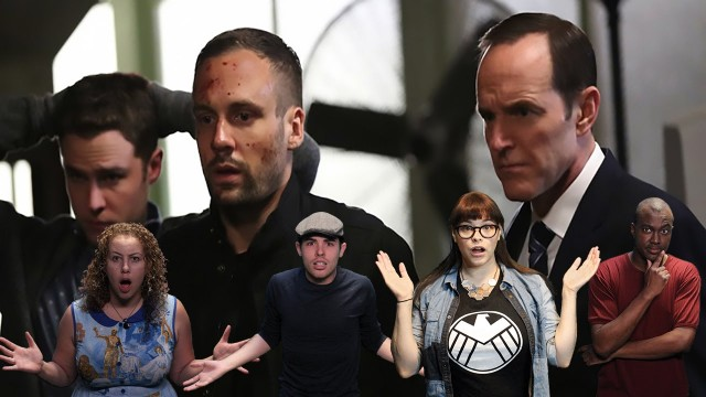 """Agents of S.H.I.E.L.D Season 2 Episode 21 Review and After Show """"S.O.S. Part One and Two"""""""