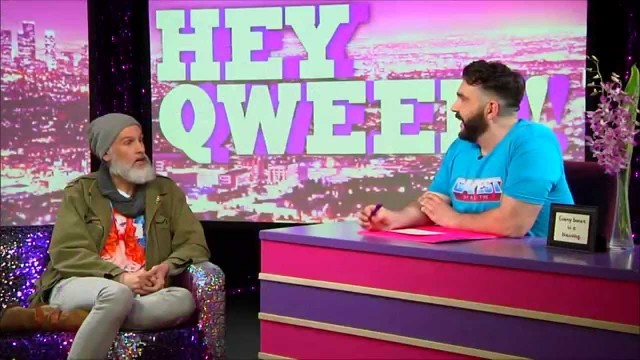 Hey Qween! BONUS: When Mathu Anderson Met RuPaul