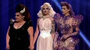 "RuPaul's Drag Race After Show Season 7 Episode 14 ""Grand Finale"" Photo"