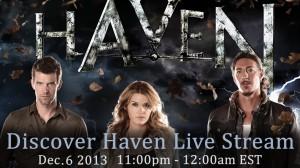 Discover Haven Live Stream Photo