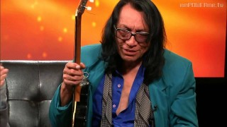 "Sixto Rodriguez Interview & Performance; Lance Sloane talks ""H +"""
