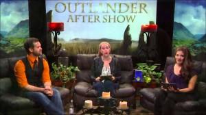 Outlander Season 1 Episode 14 Bookclub Photo