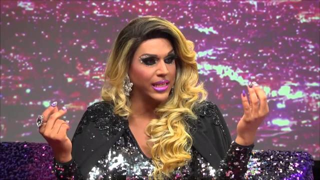RuPaul's Drag Race Star Jessica Wild on Hey Qween with Jonny McGovern