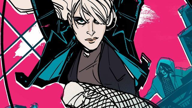 DC Comics on the Geek 360 Report 8/26/15