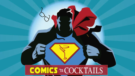 Comics 'N Cocktails