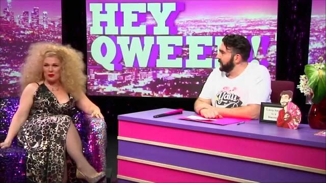 Wendy Ho on Hey Qween with Jonny McGovern