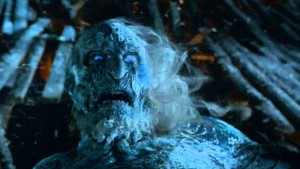 White Walkers and Dragonglass on Weapons of Westeros Photo