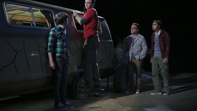 "The Big Bang Theory After Show Season 9 Episode 3 ""The Bachelor Party Corrosion """