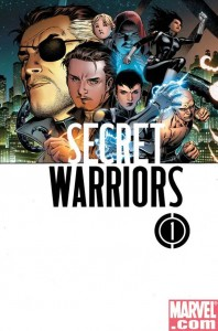 SecretWarriors_01_Cover