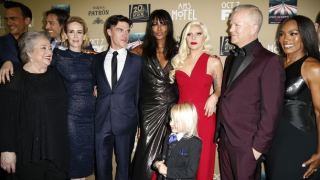 The Juiciest Things from the AHS Hotel Premiere Red Carpet