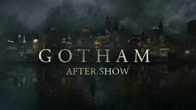 "Gotham After Show Season 2 Episode 3 ""The Last Laugh"""