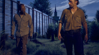 "The Walking Dead After Show Season 6 Episode 1 ""First Time Again"""