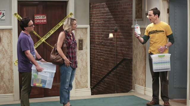 "The Big Bang Theory Season 9 Episode 4 ""The 2003 Approximation"""