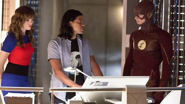 """The Flash Season 2 Episode 3 """"Family of Rogues"""""""