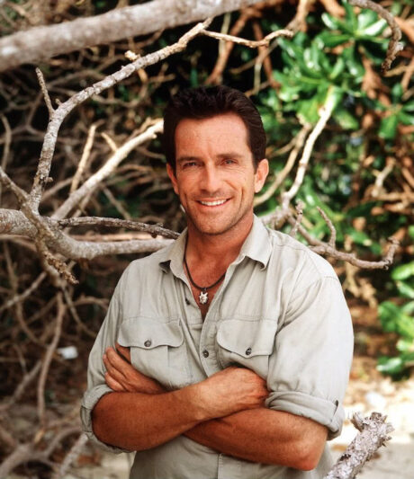 Jeff Probst Survivor Borneo