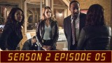 """The Flash After Show Season 2 Episode 5 """"The Darkness and the Light"""""""
