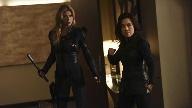"Agents of S.H.I.E.L.D. After Show Season 3 Episode 6 ""Among Us Hide"""