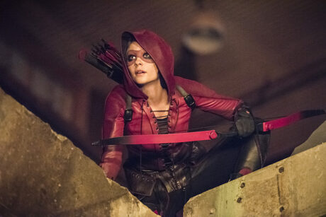 "Arrow -- ""Green Arrow"" -- Image AR401B_0070b -- Pictured: Willa Holland as Speedy -- Photo: Dean Buscher /The CW -- © 2015 The CW Network, LLC. All Rights Reserved."