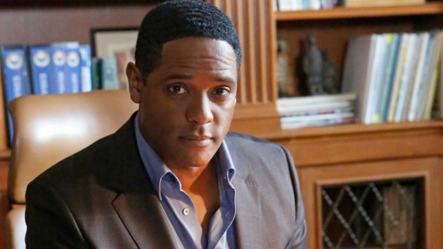 Blair Underwood at Comikaze: Hints for What is to Come
