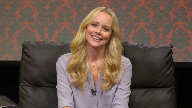 "Helena Mattsson on American Horror Story: Hotel After Show Season 5 Episode 7 ""Flicker"""